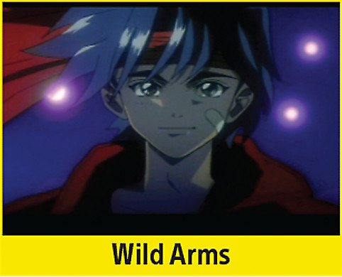 Wild ARMs Screen