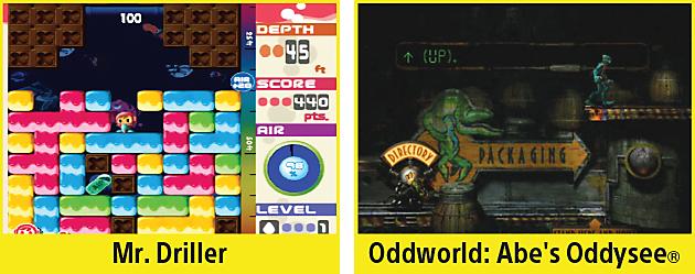 Sr. Driller, Oddworld: Abe's Oddysee