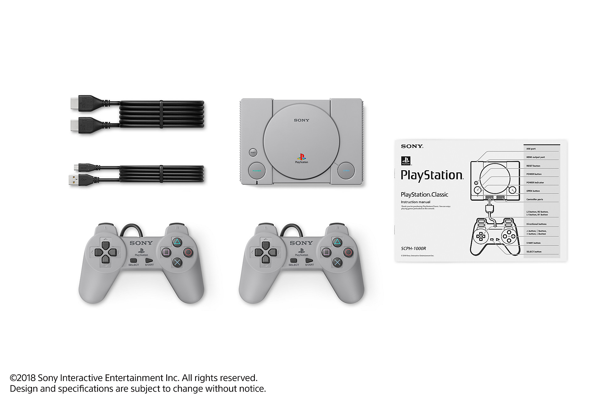 Image result for Sony's PlayStation Classic runs on an open-supply emulator