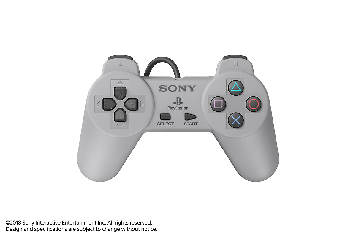 PlayStation Classic screenshot