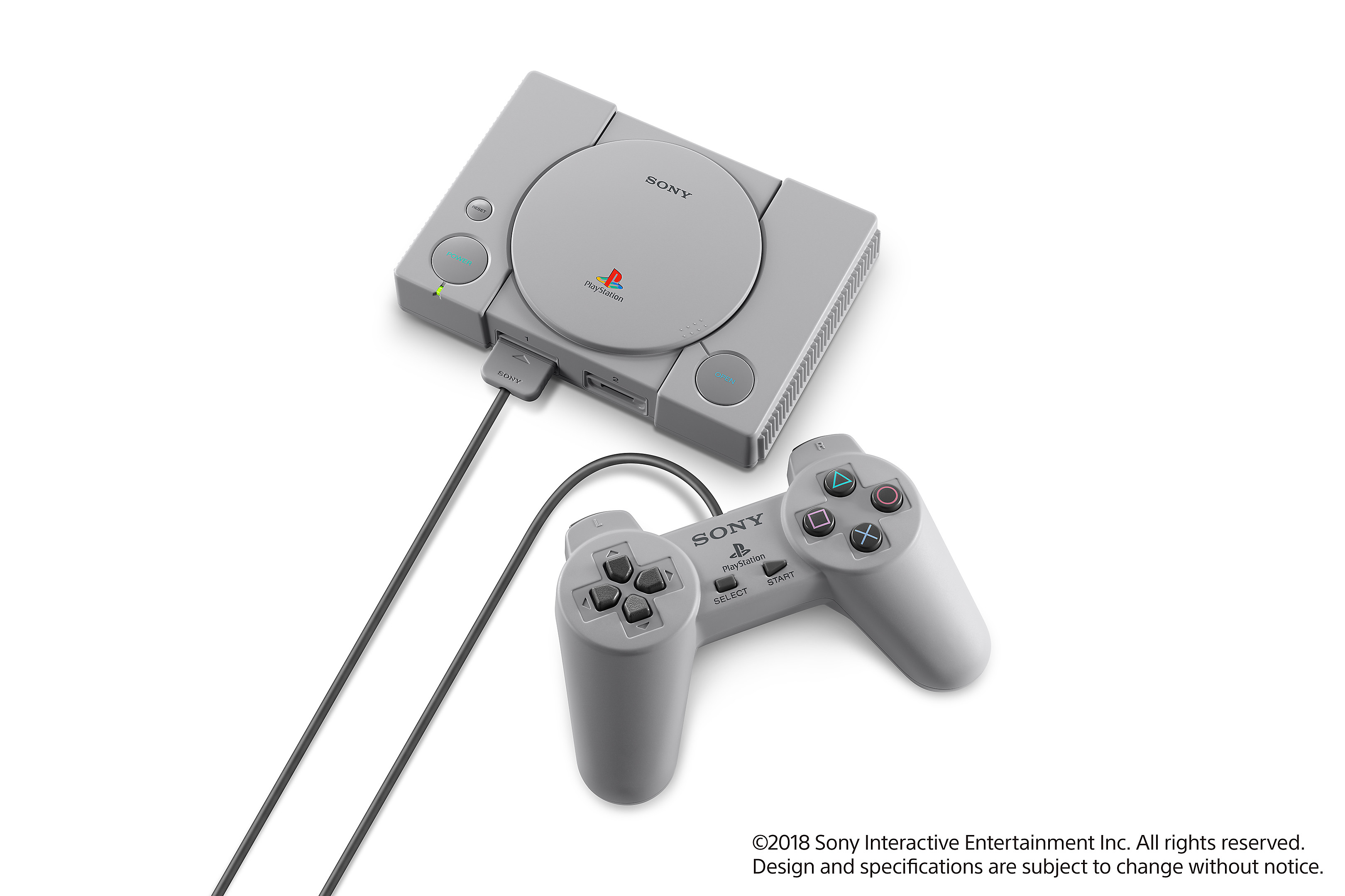 Playstation Classic Playstation