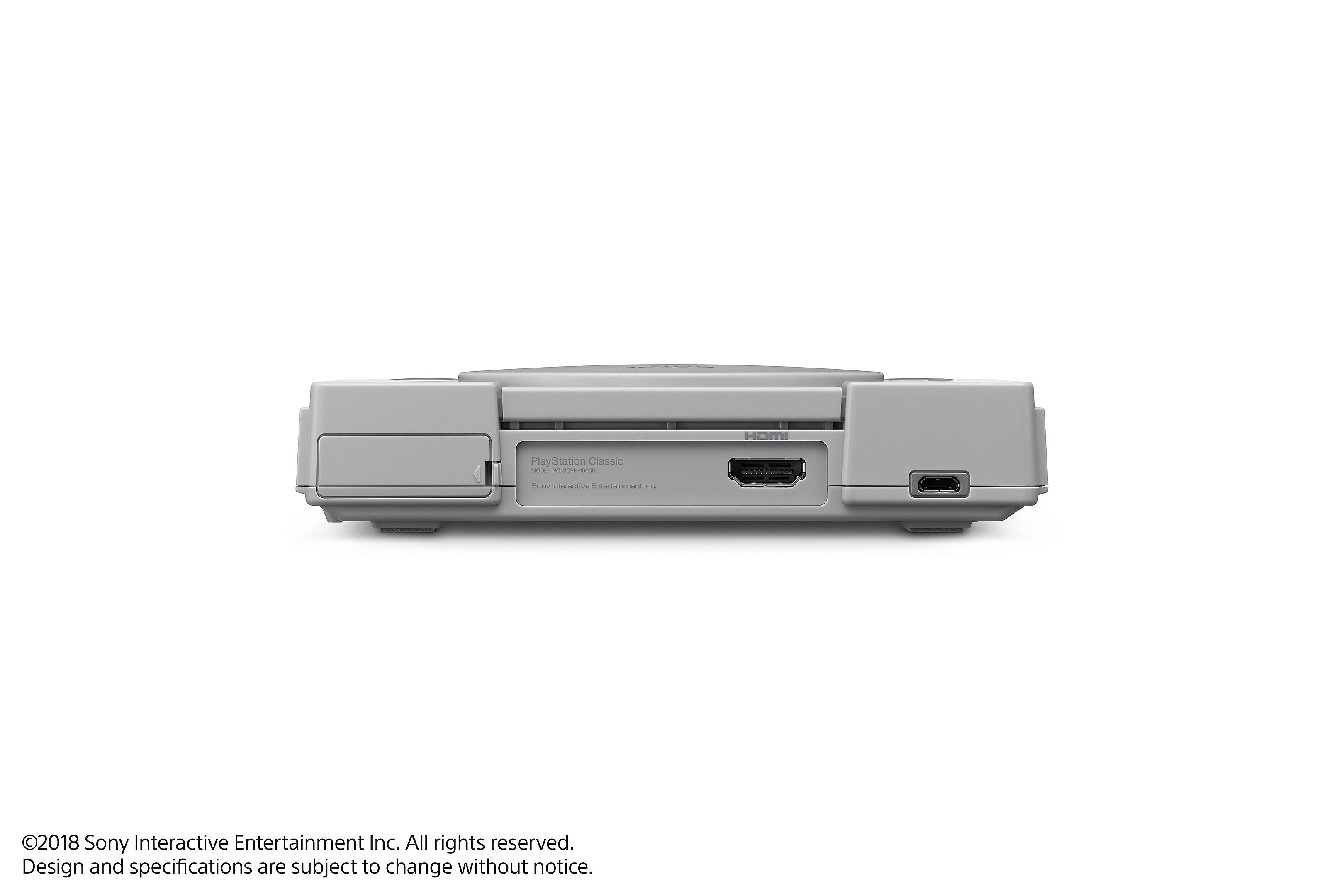 PlayStation Classic - PlayStation