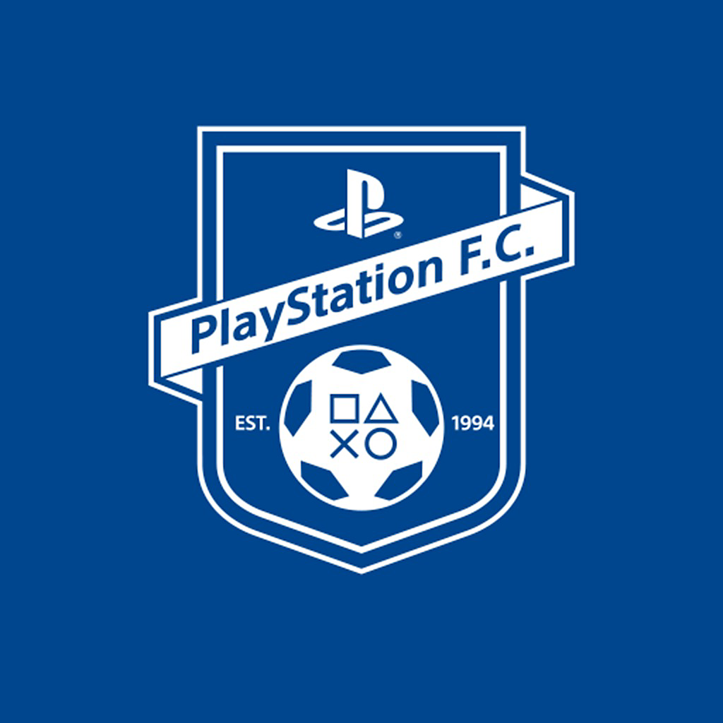 PlayStation F.C. App Store Art