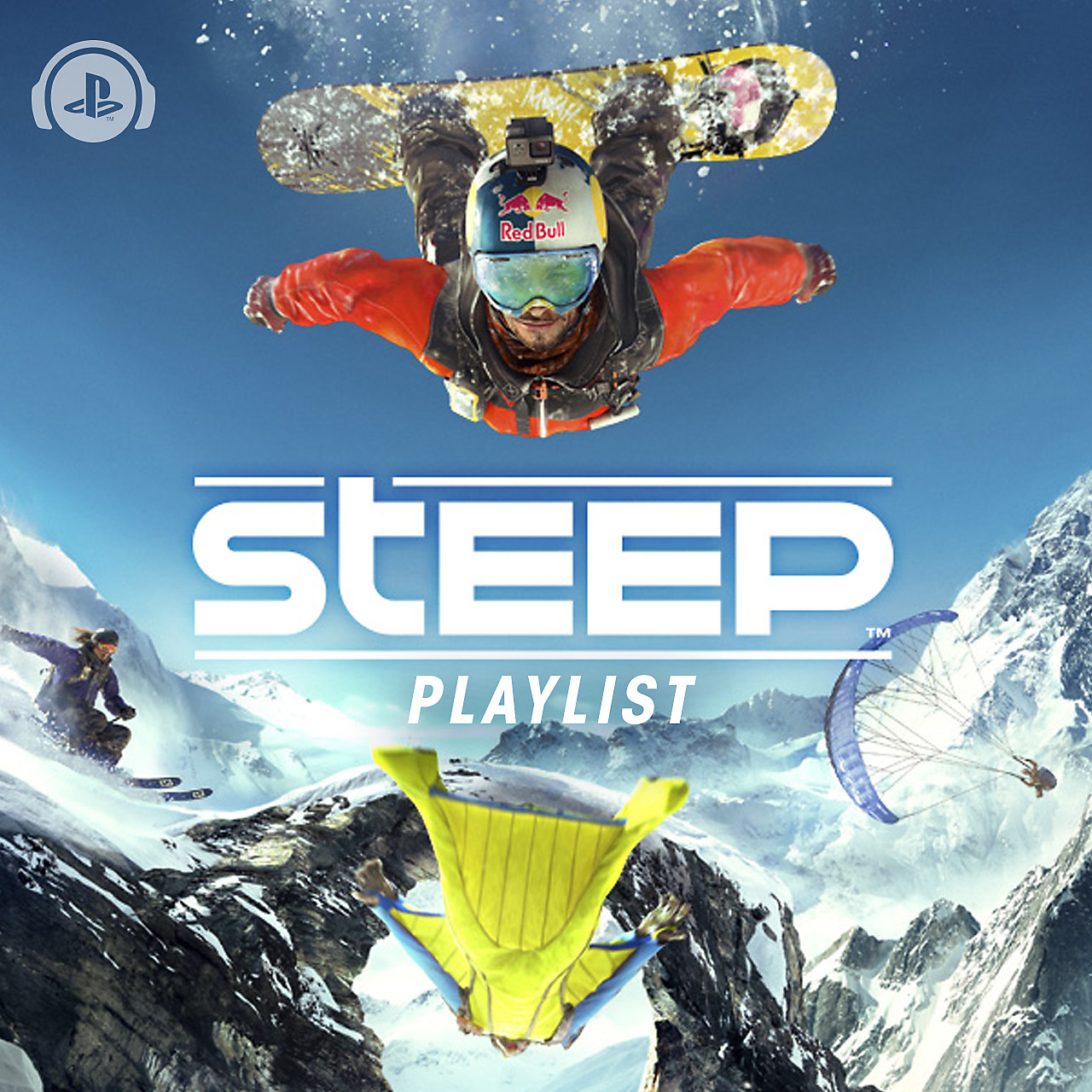 Steep Playlist on PlayStation Music