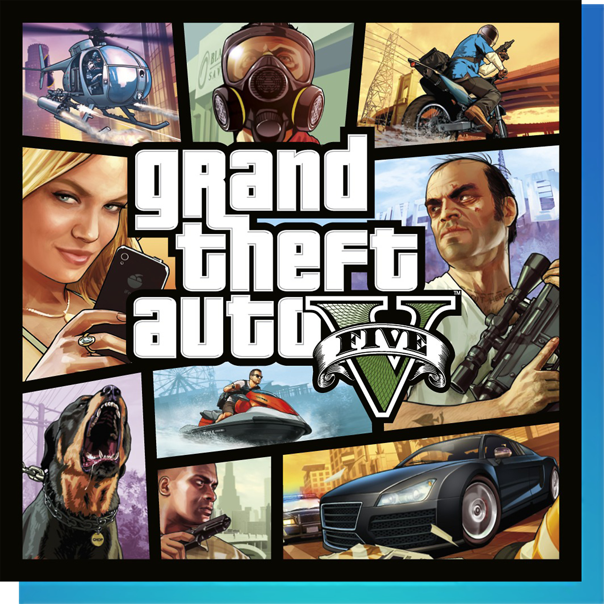 Grand Theft Auto V - Now Available with PS Now