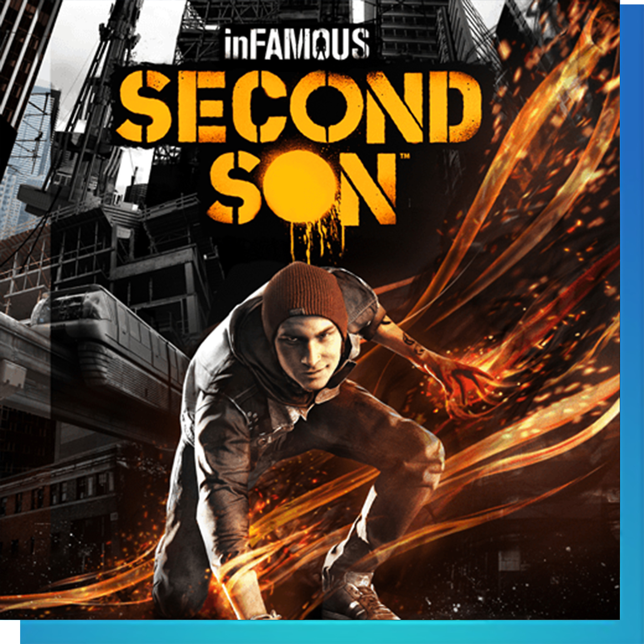 inFAMOUS Second Son - Now Available with PS Now
