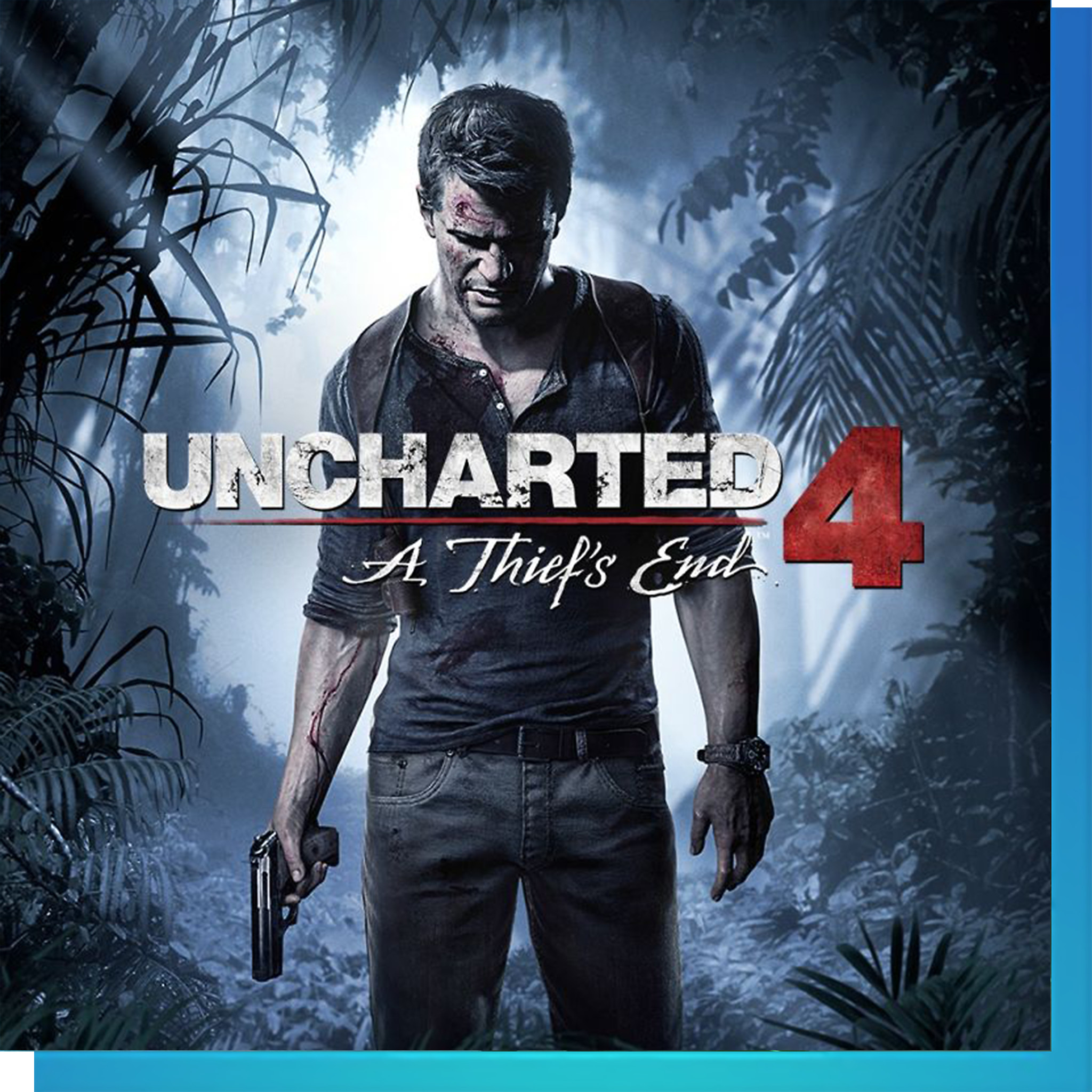 Uncharted 4: A Thief's End - Now Available with PS Now