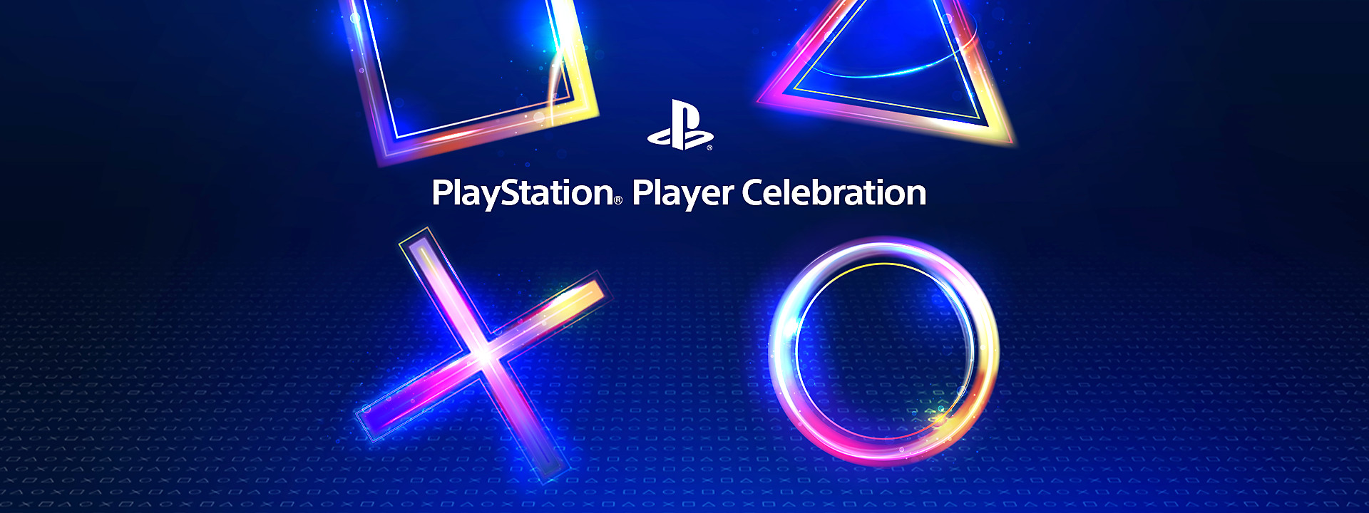 PlayStation® Player Celebration