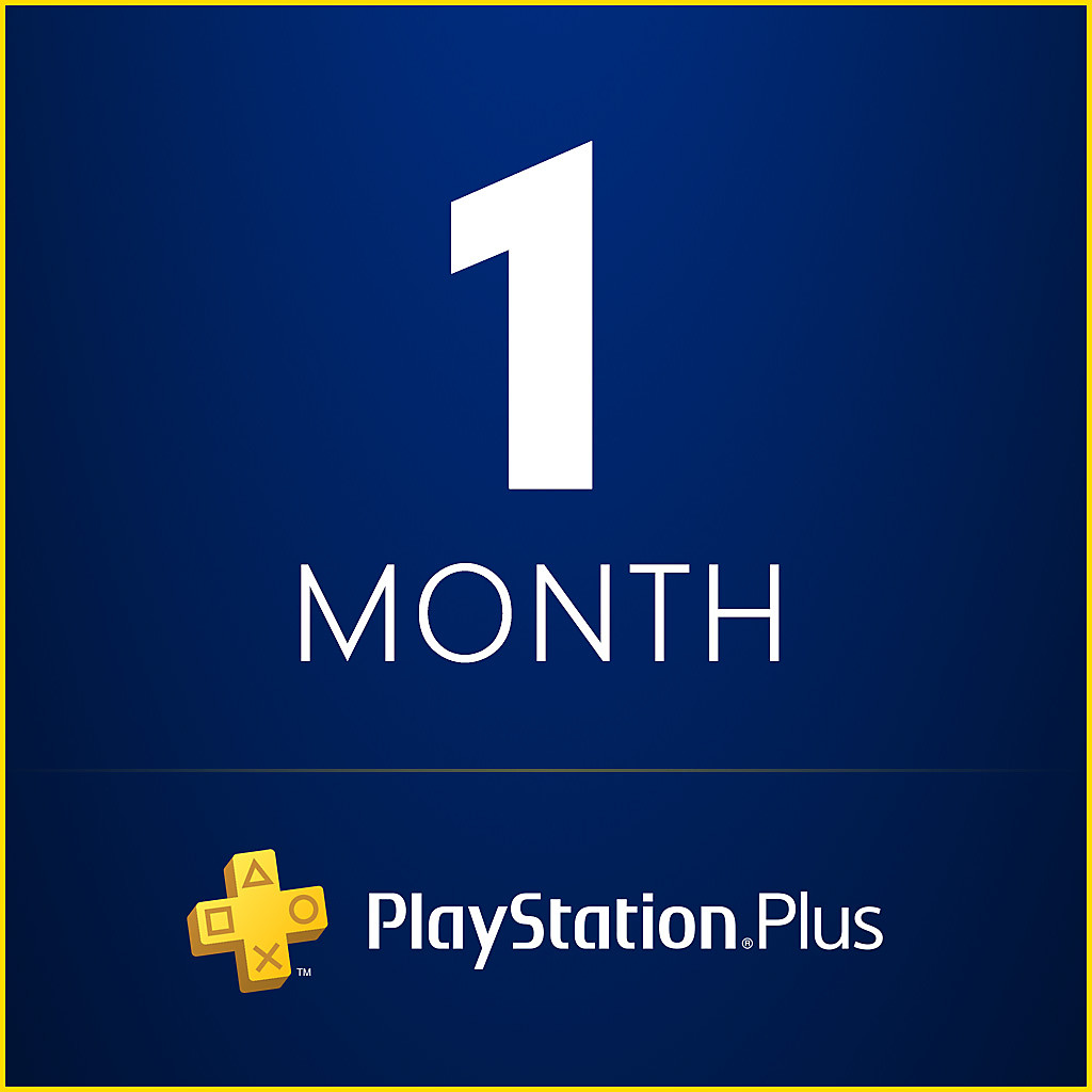 PlayStation Plus 1 Month Trial