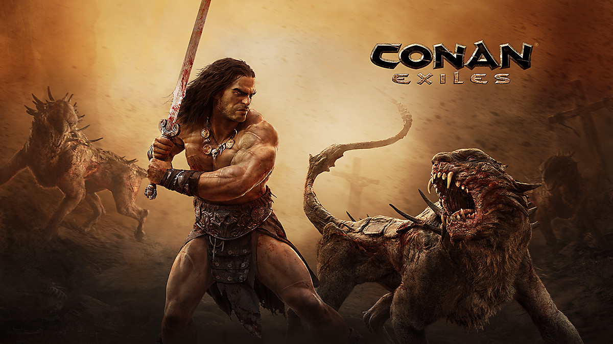 Click here to get Conan Exiles free from the PlayStation Store for PlayStation Plus members