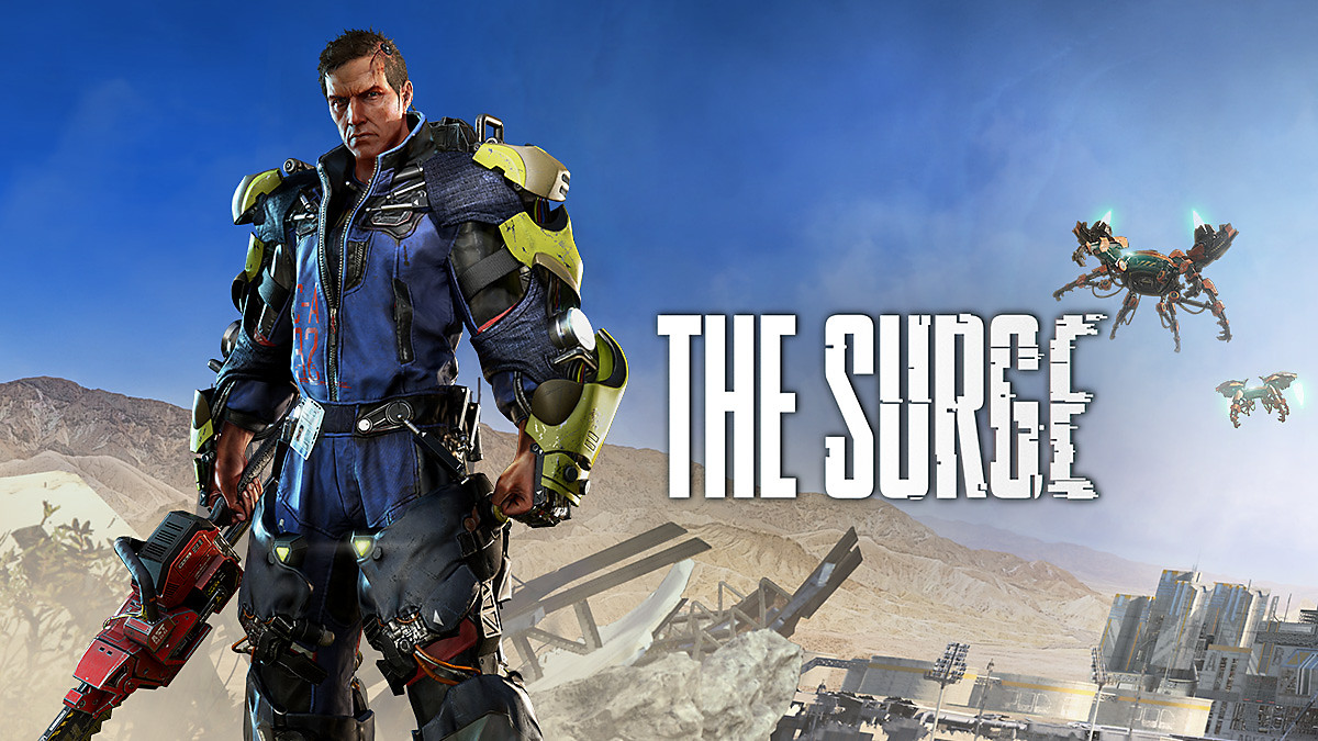 Click here to get The Surge free from the PlayStation Store for PlayStation Plus members