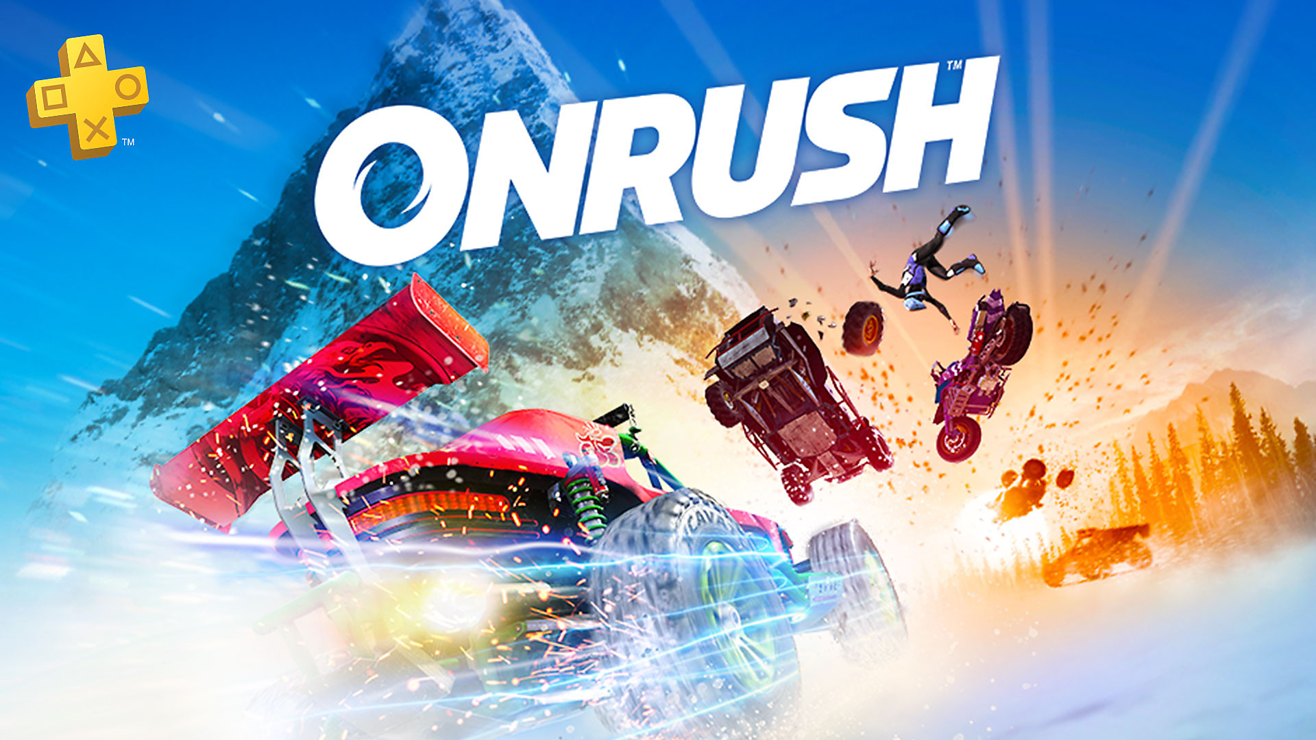 Onrush - PlayStation Plus