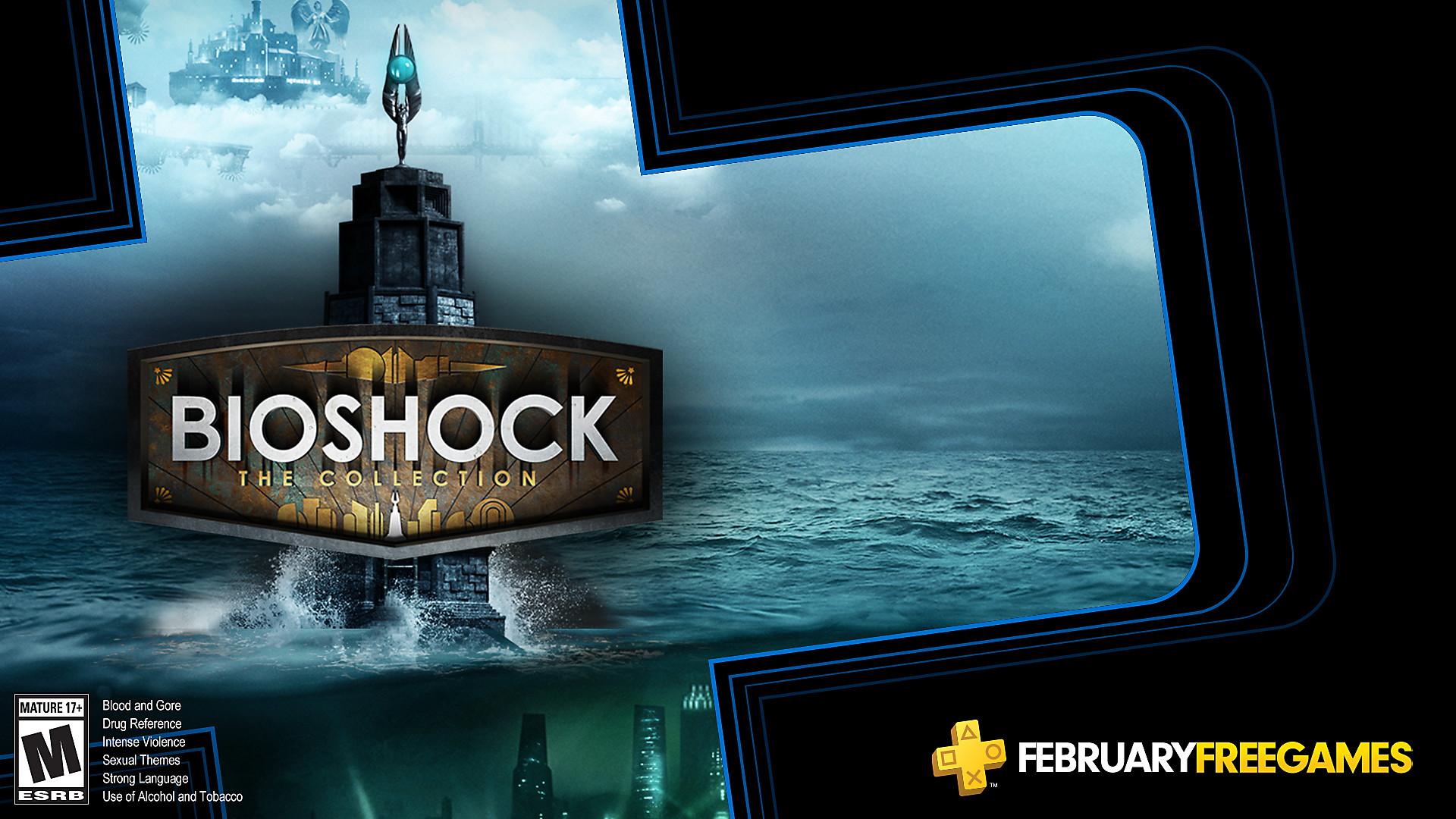 Click here to get BioShock: The Collection free from the PlayStation Store for PlayStation Plus members