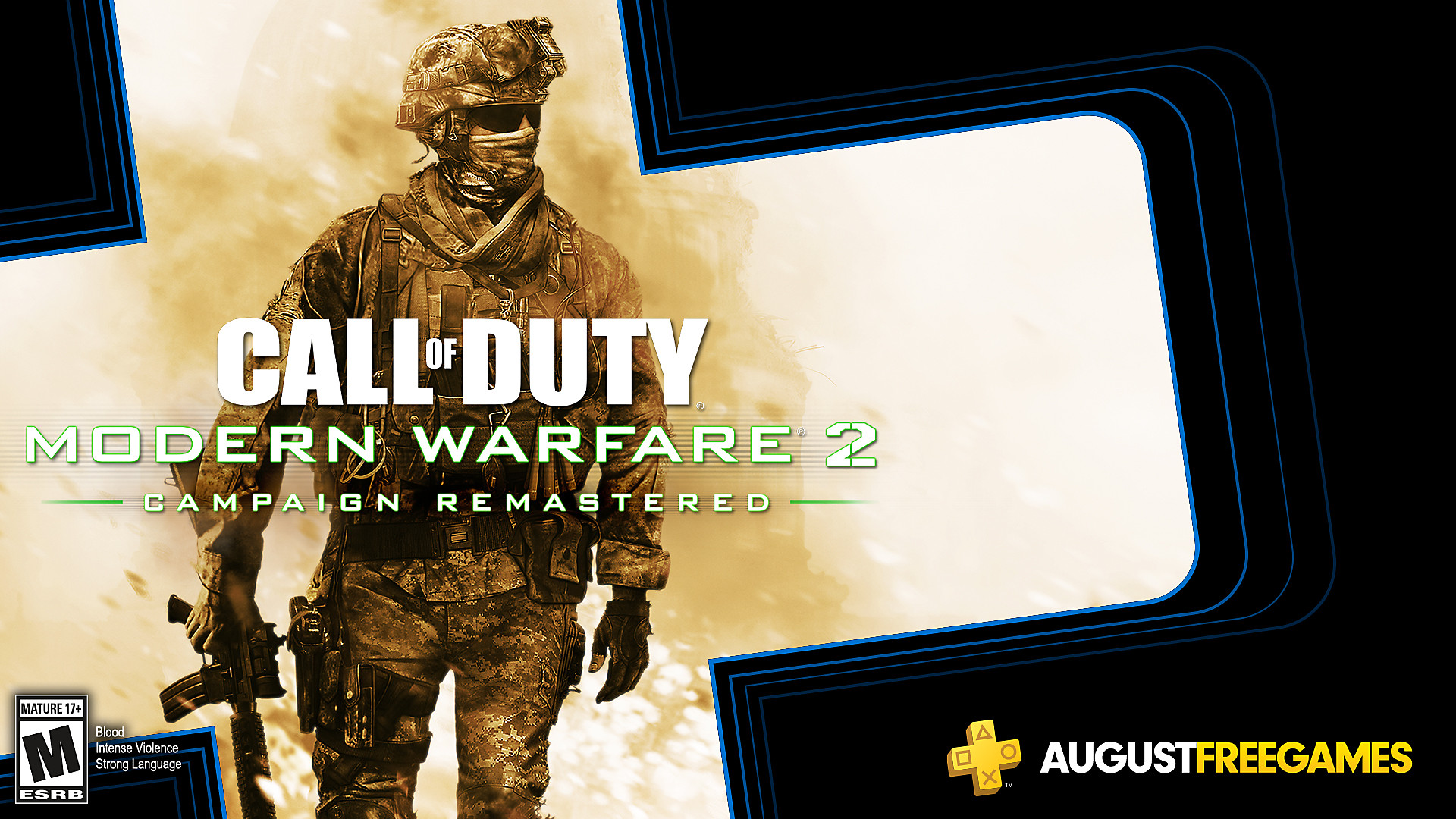 Click here to get Call of Duty: Modern Warfare 2 Remastered free from the PlayStation Store for PlayStation Plus members
