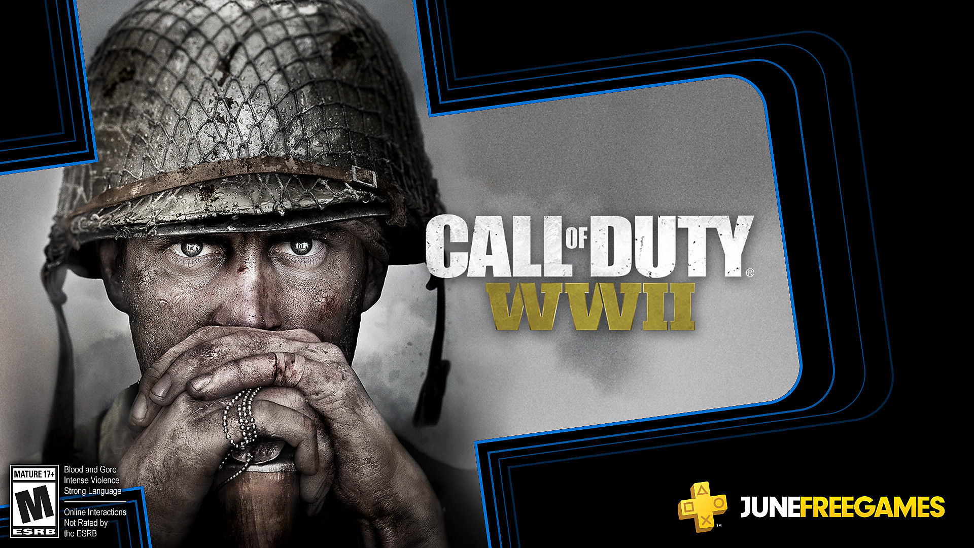 Click here to get Call of Duty: WWII free from the PlayStation Store for PlayStation Plus members