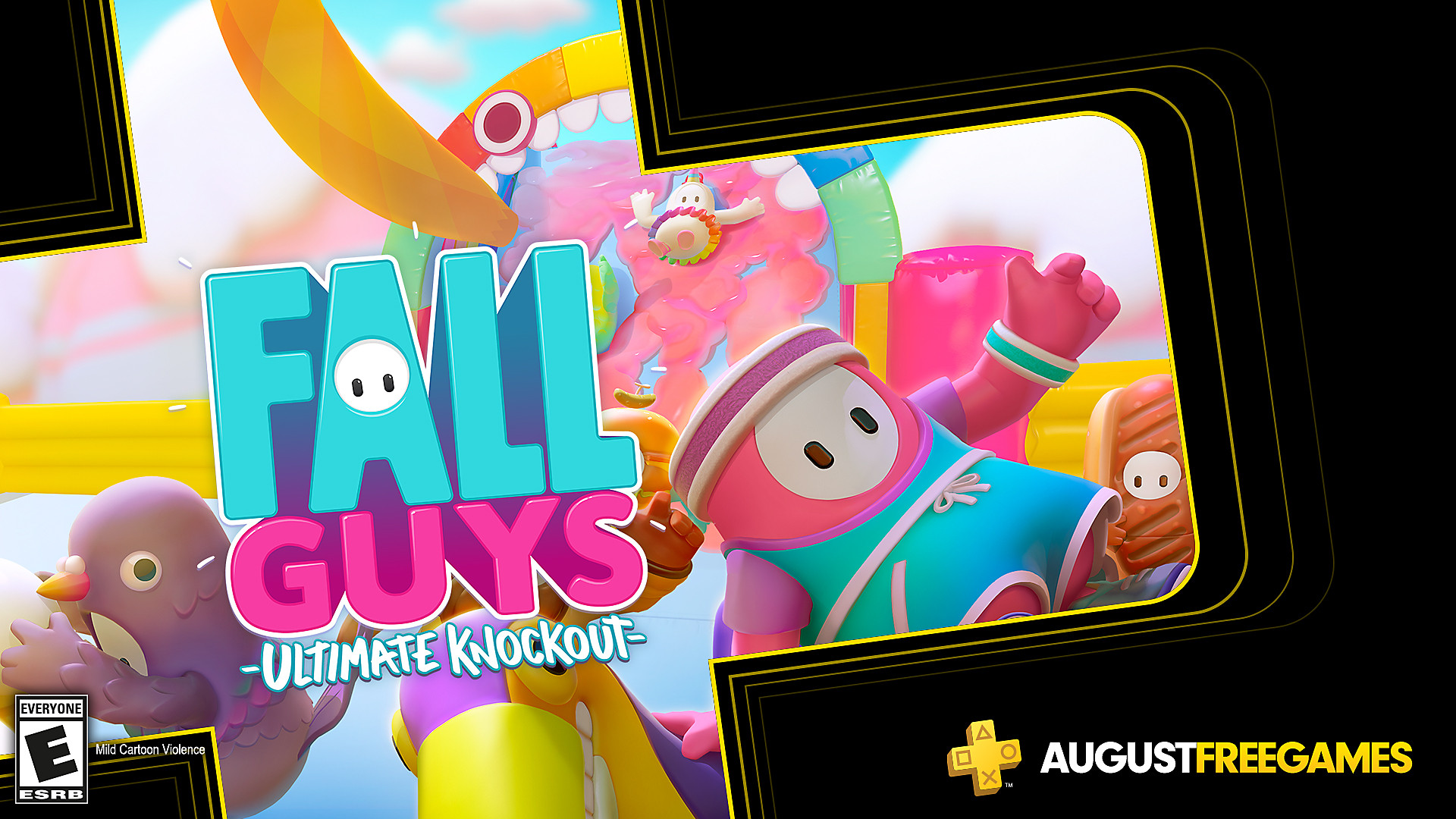 Click here to get Fall Guys: Ultimate Knockout free from the PlayStation Store for PlayStation Plus members