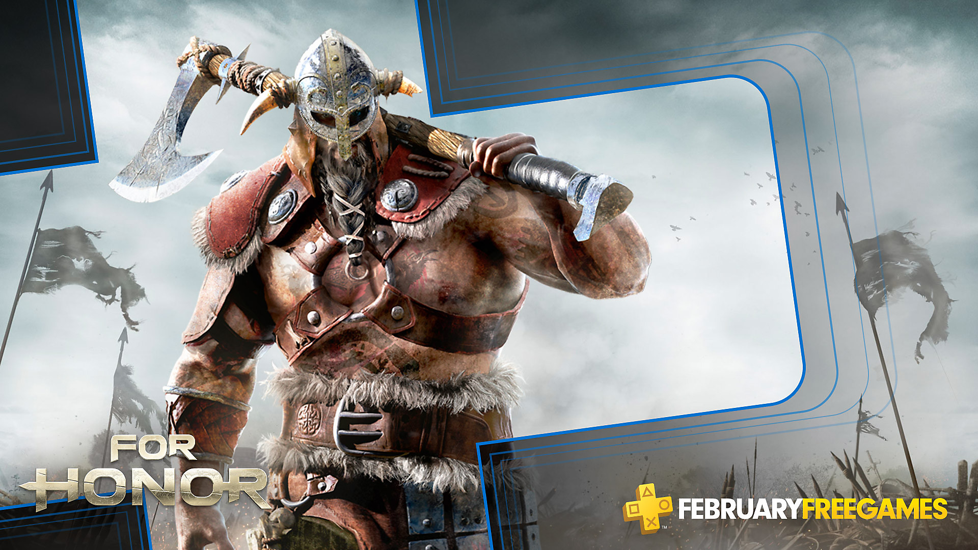 For Honor - PlayStation Plus