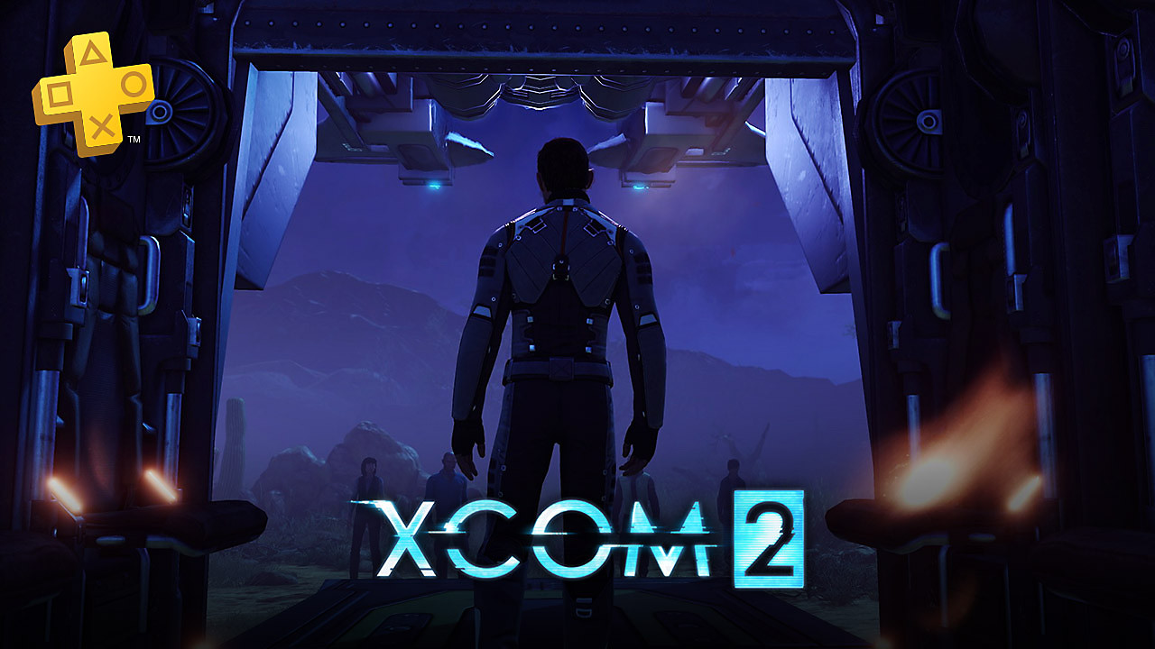 Xcom 2 - PlayStation Plus
