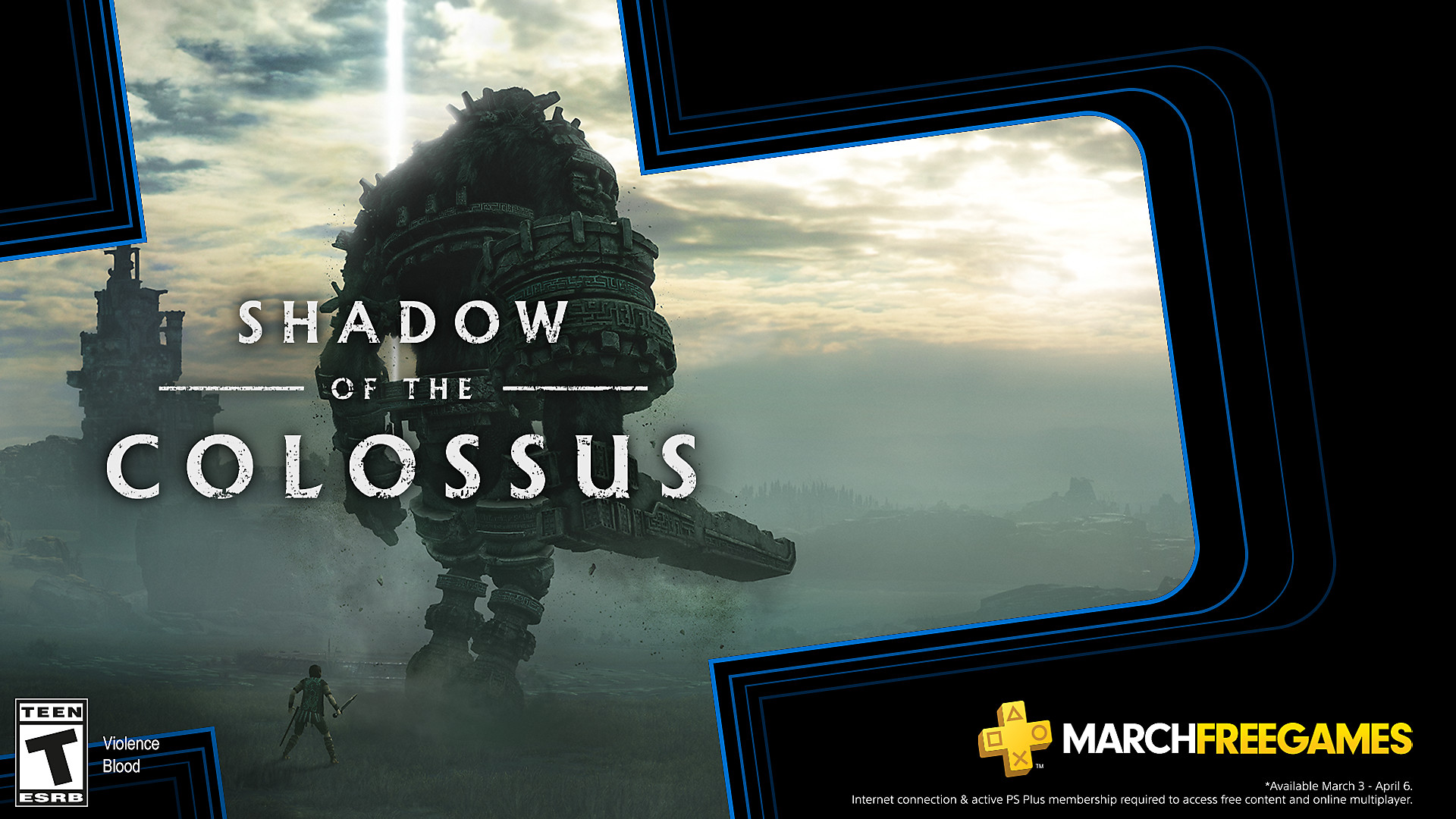 Click here to get Shadow of the Colossus free from the PlayStation Store for PlayStation Plus members