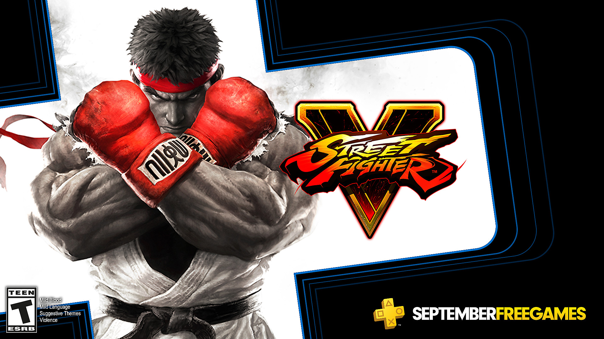 Click here to get Street Fighter V free from the PlayStation Store for PlayStation Plus members.
