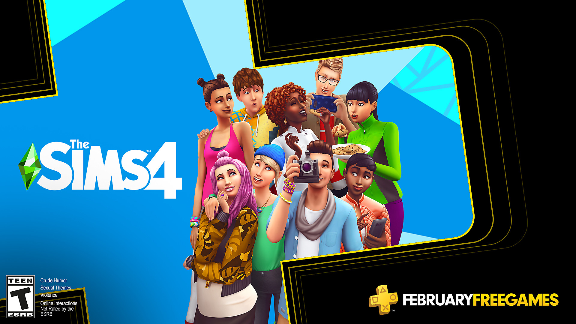 Click here to get The Sims 4 free from the PlayStation Store for PlayStation Plus members