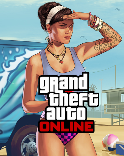 Grand Theft Auto V Features