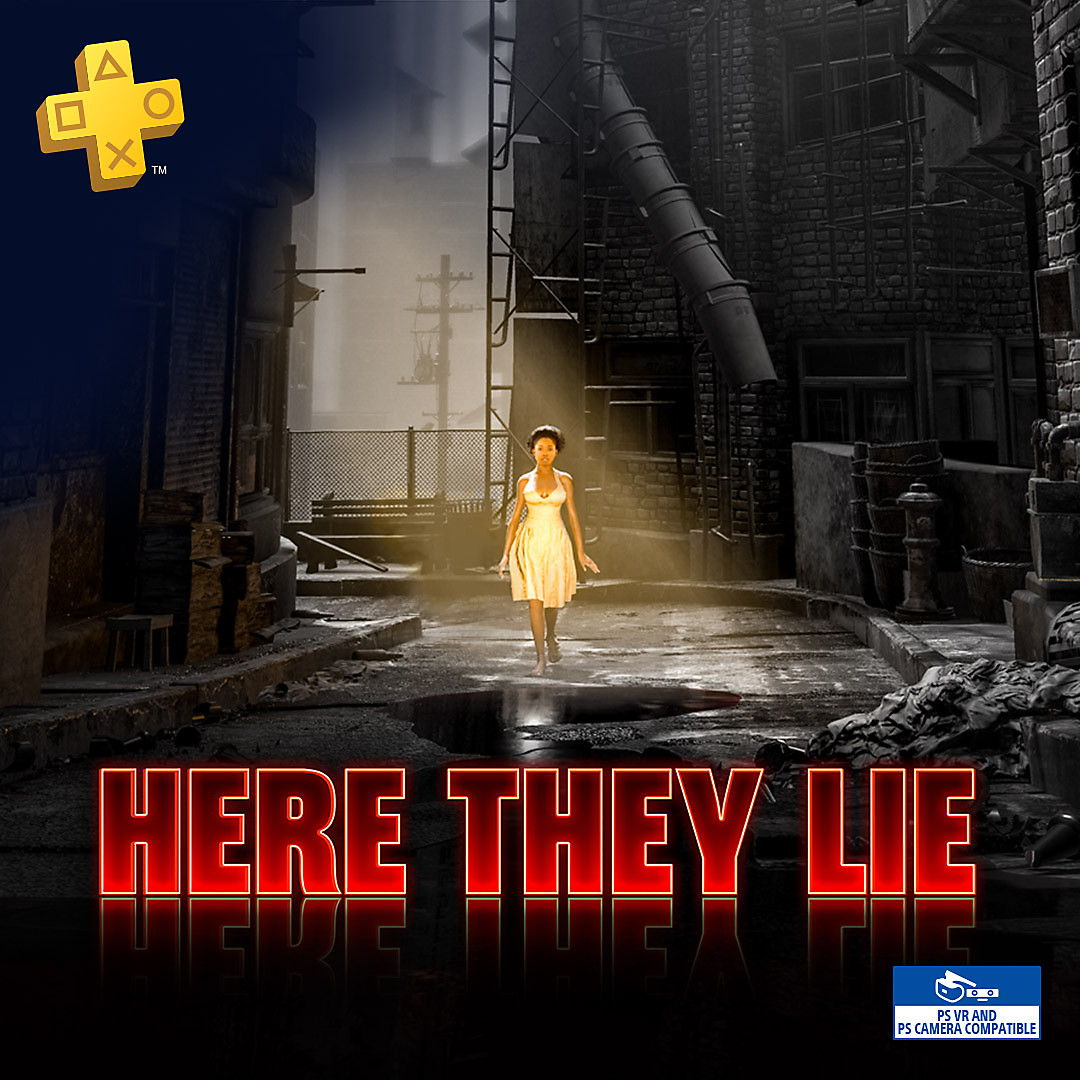PlayStation Plus - Here They Lie