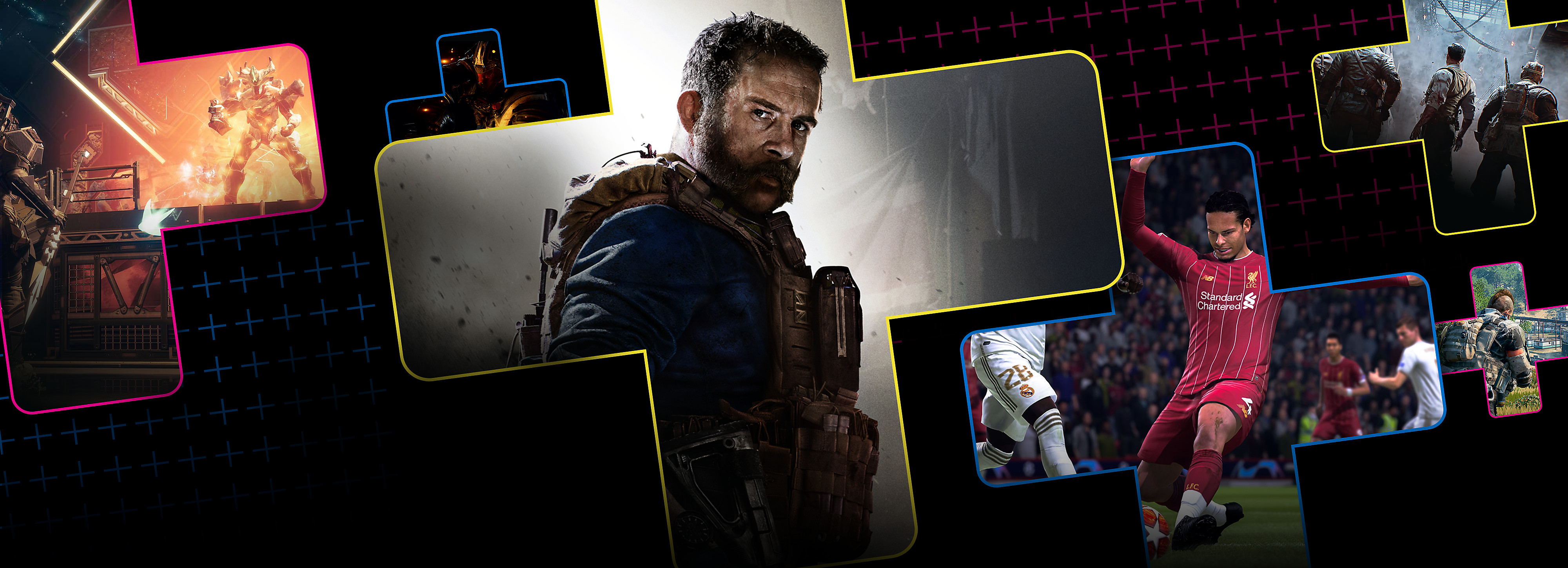 Play multiplayer in Call of Duty: Black Ops 4, FIFA 19, and more with PlayStation Plus