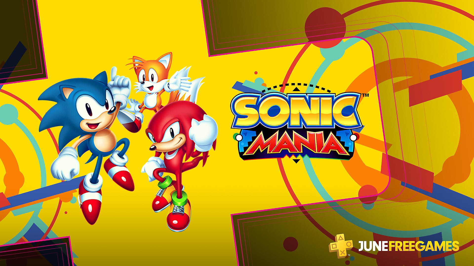 Click here to get Sonic Mania free from the PlayStation Store for PlayStation Plus members