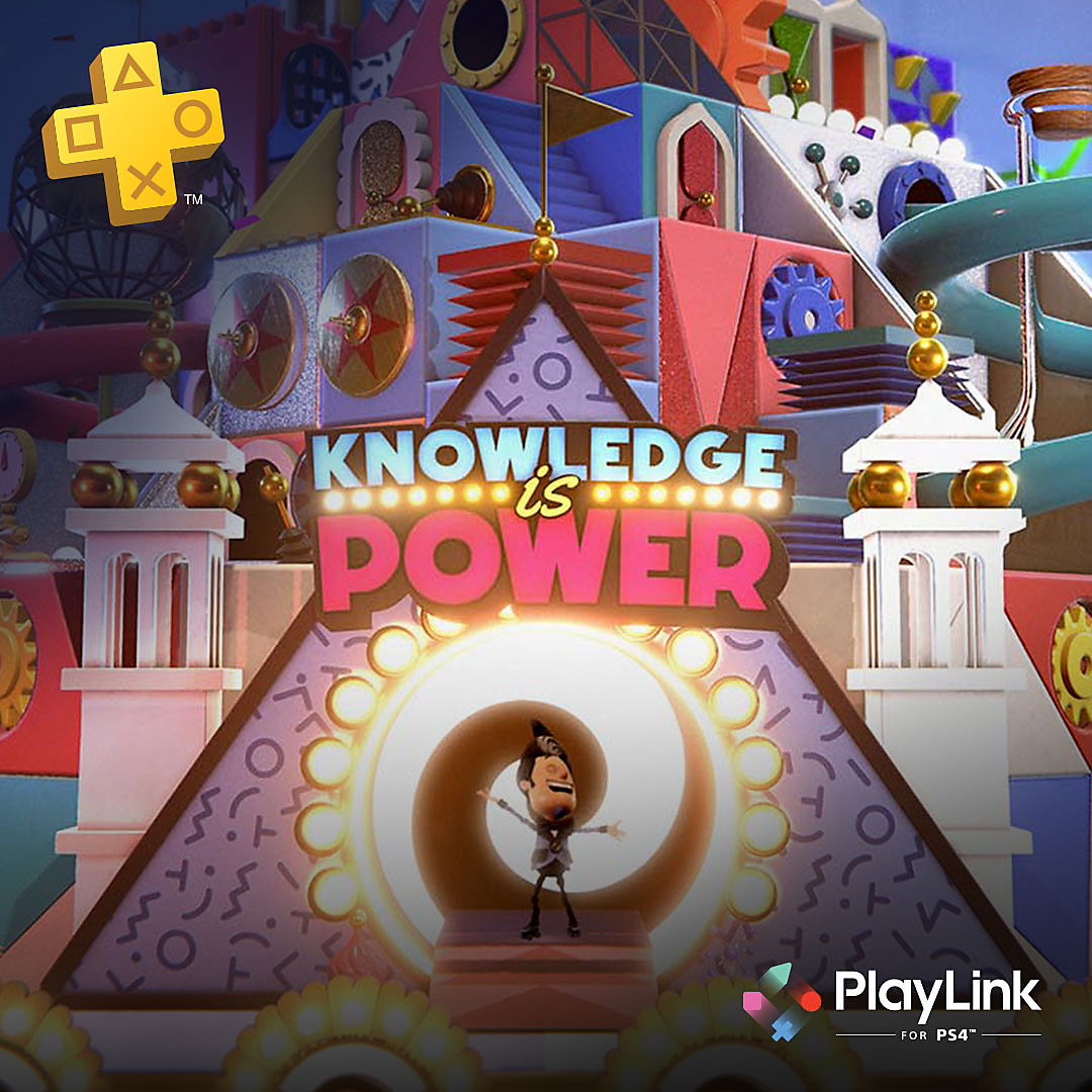 PlayStation Plus - Knowledge is Power - Playlink