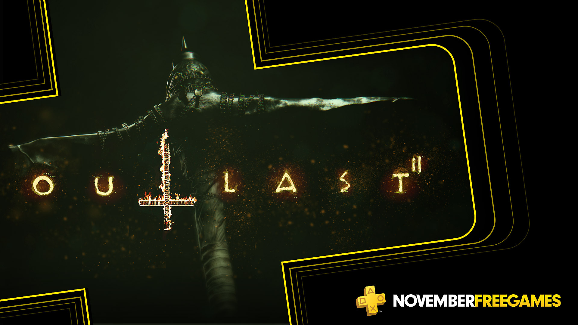 Click here to get Outlast 2 free from the PlayStation Store for PlayStation Plus members