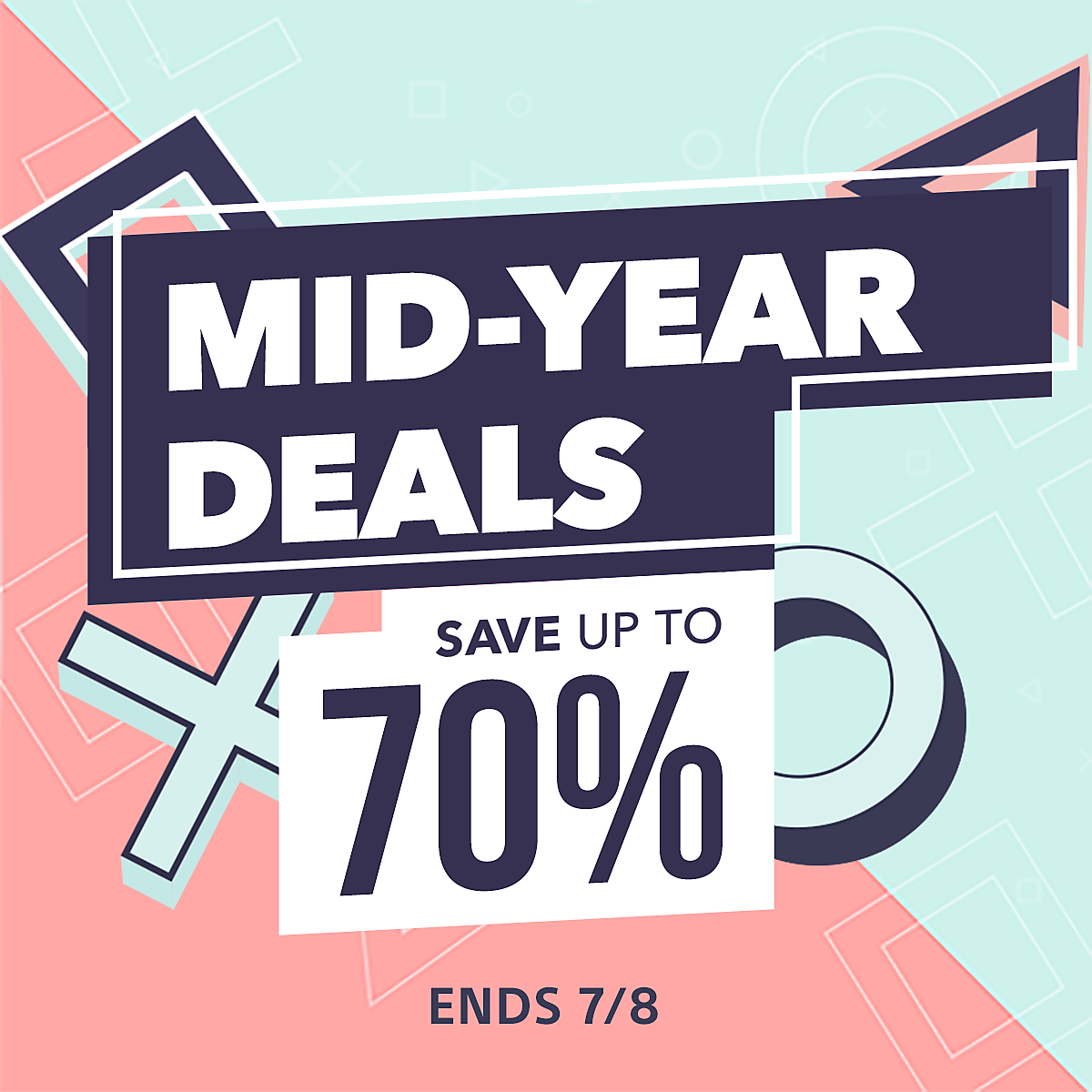 PlayStation Store - Mid-Year Deals