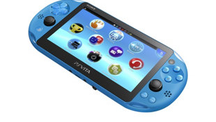 Aqua Blue PlayStation®Vita Screenshot 8