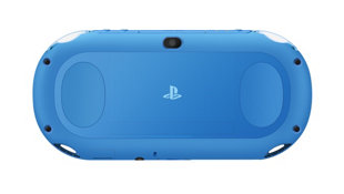 Aqua Blue PlayStation®Vita Screenshot 3