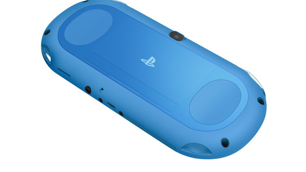 Aqua Blue PlayStation®Vita Screenshot 1