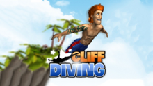 PlayStation®Vita Cliff Diving