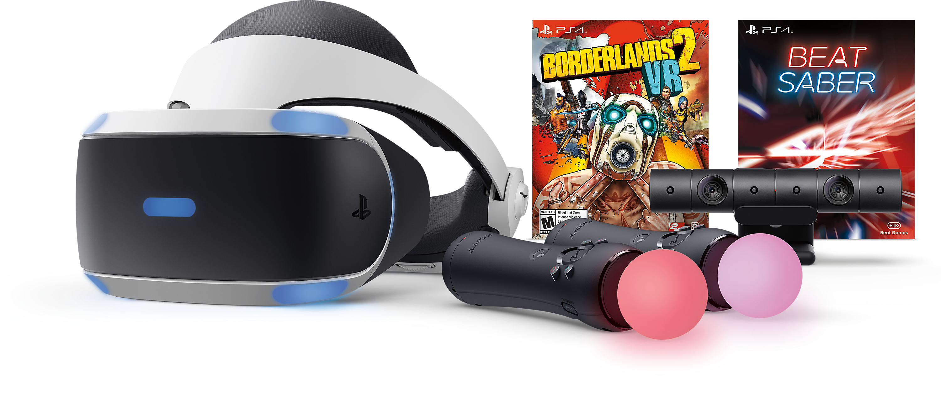 PlayStation VR Bundles - Starting at $199.99