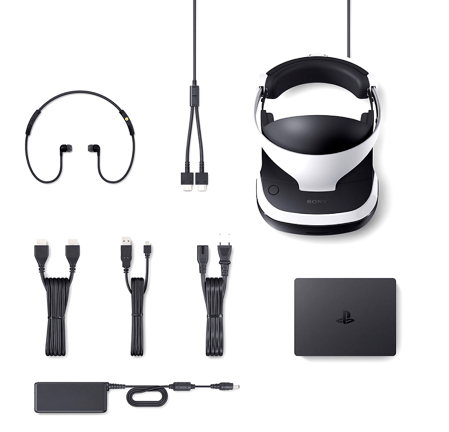 PlayStation VR hardware