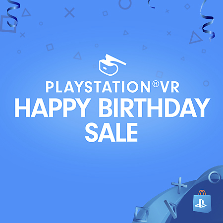PlayStation VR Celebration Sale Spotlight