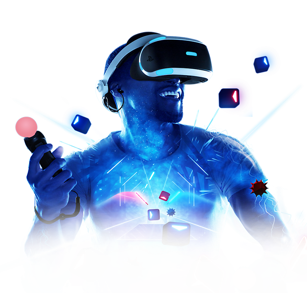 PlayStation®VR - Over 200 games and counting  Feel them all