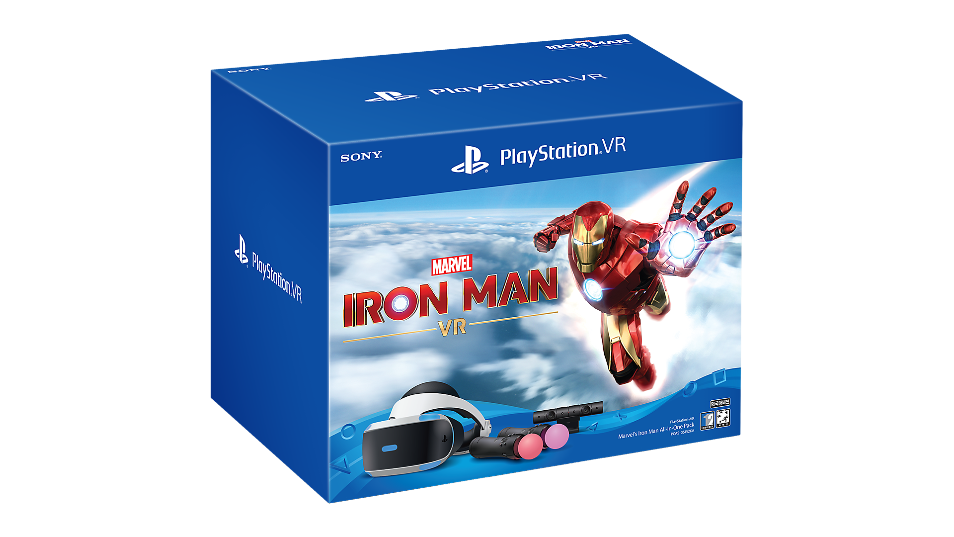 PlayStation VR Marvel's Iron Man VR All-In-One Pack