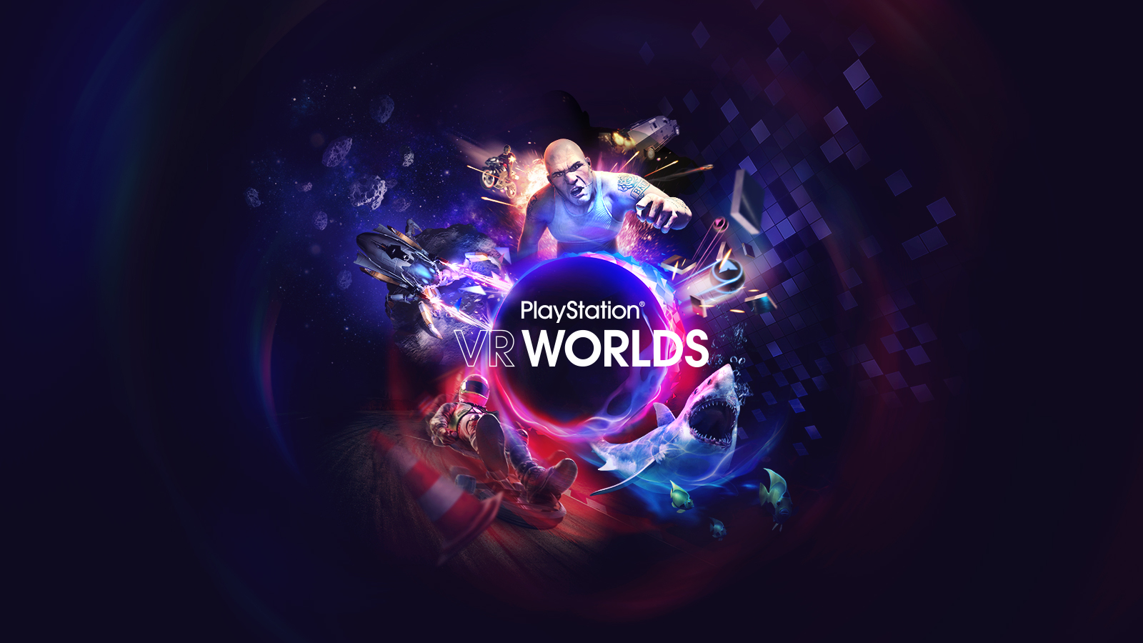PlayStation VR Worlds Game | PS4 - PlayStation
