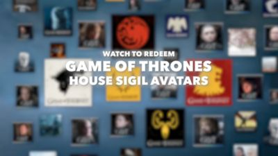 HBO Game of Thrones Rewards video