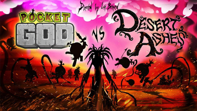 Pocket God vs Desert Ashes Screenshot 7