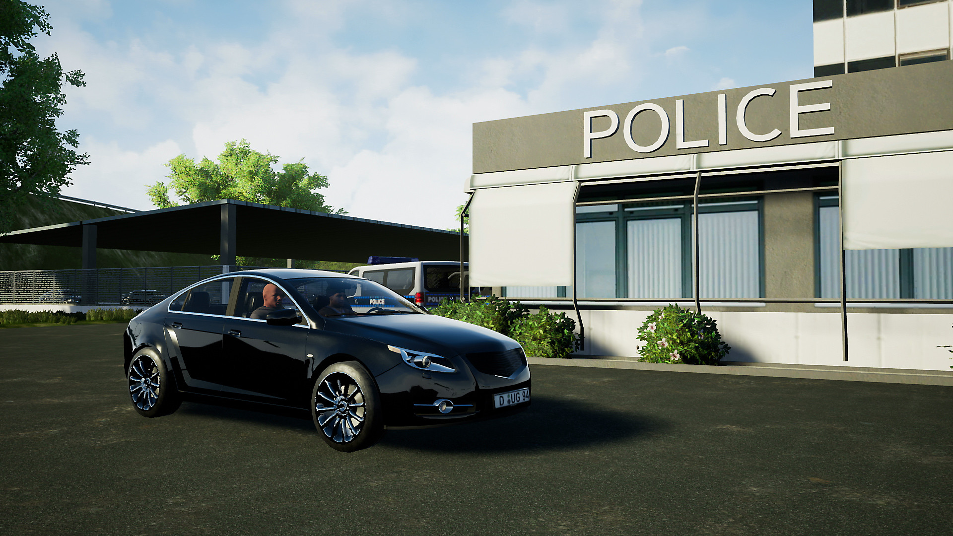 Gameplay de Police Chase