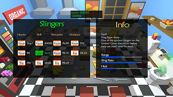 Poop Slinger screenshot