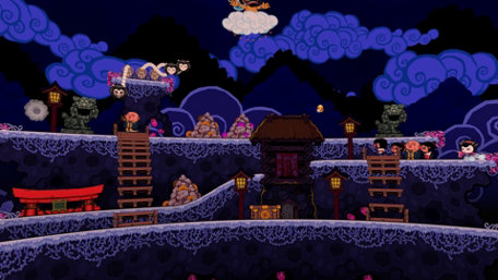 Pop-Up Pilgrims Trailer Screenshot