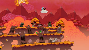 Pop-Up Pilgrims Screenshot 3