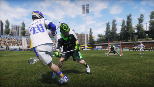 Casey Powell Lacrosse 16 Screenshot 4