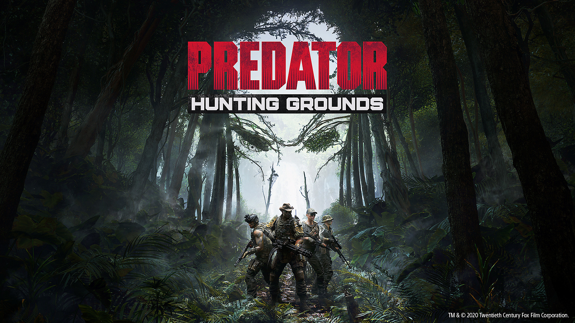 Predator Hunting Grounds Desktop Wallpaper 2